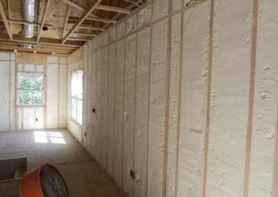 Residential Spray Foam Insulation